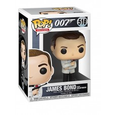 Фигурка Funko POP! James Bond: Sean Connery (White Tux)
