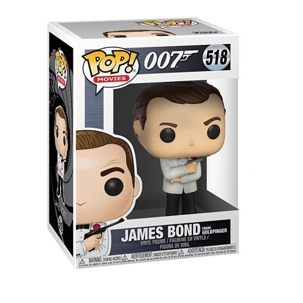 Фигурка Funko POP! Vinyl: James Bond: Sean Connery (Шон Коннери)