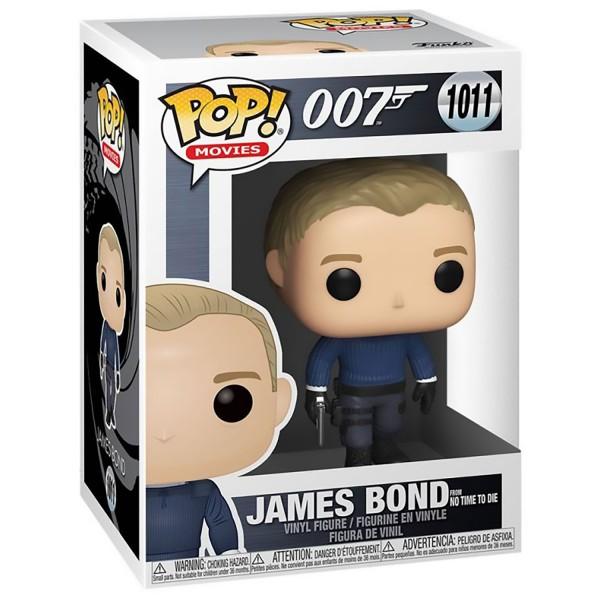 Фигурка Funko POP! Vinyl: James Bond: Daniel Craig (Дэниел Крэйг)