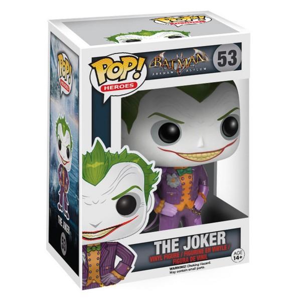 Фигурка Funko POP! DC: Batman Arkham Asylum: Joker