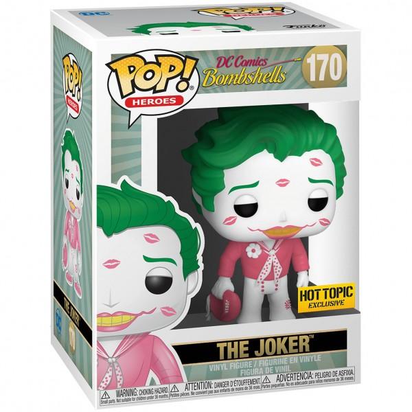 Фигурка Funko POP! Vinyl: DC: Joker (PK) (WH) (Эксклюзив)