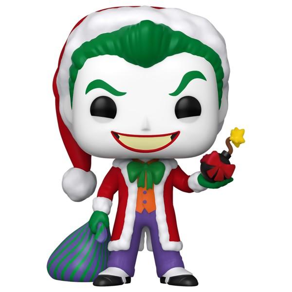Фигурка Funko POP! Vinyl: DC: Holiday: Santa Joker