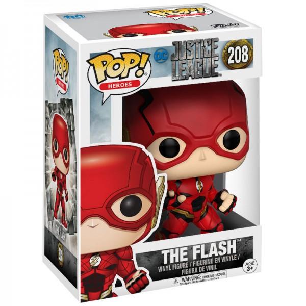 Фигурка Funko POP! Vinyl: DC: Justice League: Flash