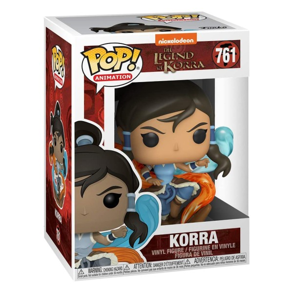 Фигурка Funko POP! Animation: Legend of Korra: Korra