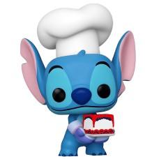 Фигурка Funko POP! NYCC: Disney: Lilo & Stitch Stitch as Baker (Exc)