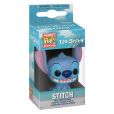 Брелок Funko Pocket POP Lilo & Stitch: Seated Stitch