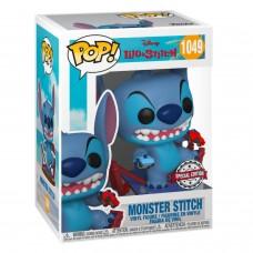 Фигурка Funko POP! Disney Lilo & Stitch: Monster Stitch (Exc)
