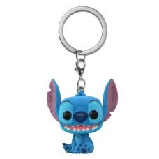 Брелок Funko Pocket POP Lilo & Stitch: Stitch (FL) (Exc)