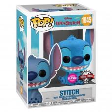 Фигурка Funko POP! Disney Lilo & Stitch: Smiling Seated Stitch (FL) (Exc)