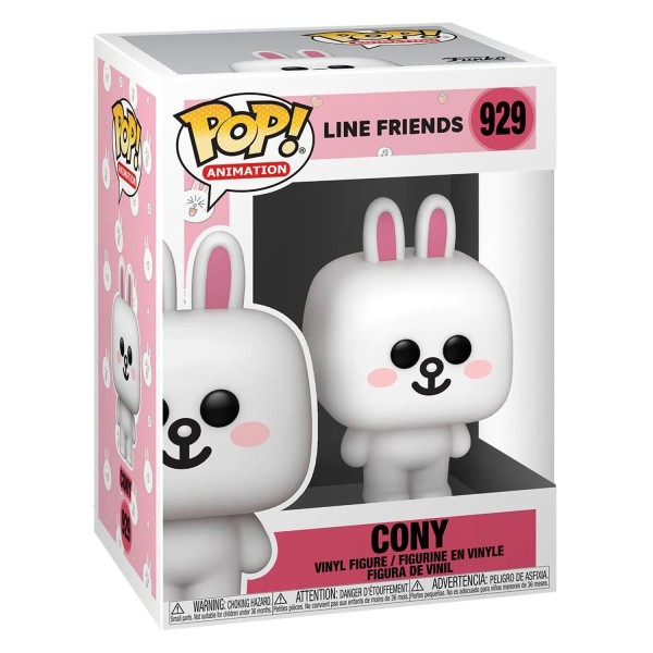 Фигурка Funko POP! Animation: Line Friends: Cony