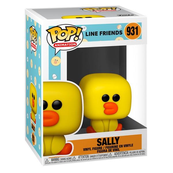 Фигурка Funko POP! Animation: Line Friends: Sally