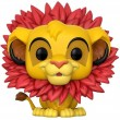 Фигурка Funko POP! Vinyl: Disney: Король Лев: Симба (С гривой из листьев)