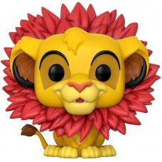 Фигурка Funko POP! Vinyl: Disney: Король Лев (Lion King): Simba (Leaf Mane)