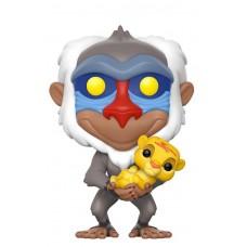 Фигурка Funko POP! Vinyl: Disney: Король Лев: Rafiki w/ Baby Simba