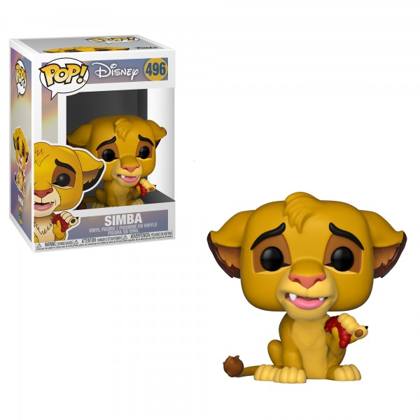 Фигурка Funko POP! Vinyl: Disney: Lion King: Симба
