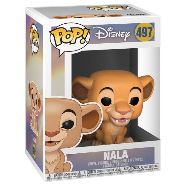 Фигурка Funko POP! Vinyl: Disney: Король лев: Нала