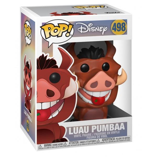 Фигурка Funko POP! Vinyl: Disney: Король Лев: Пумба