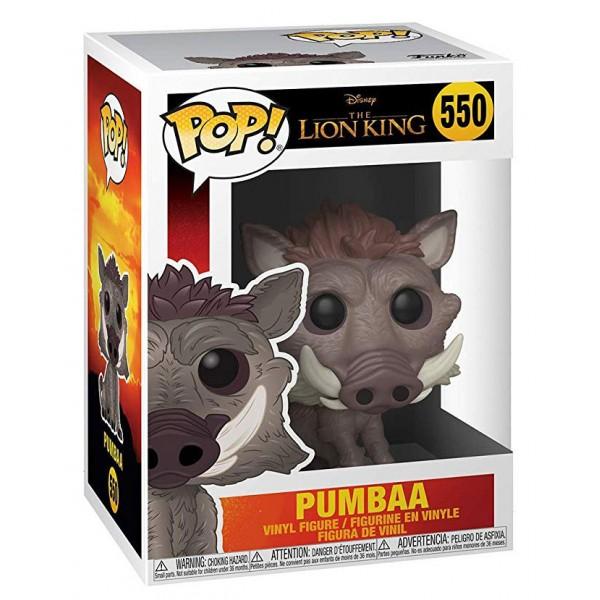 Фигурка Funko POP! Vinyl: Disney: The Lion King (Live Action): Пумба