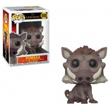 Фигурка Funko POP! Vinyl: Disney: The Lion King (Live Action): Pumbaa