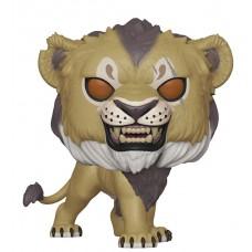 Фигурка Funko POP! Vinyl: Disney: The Lion King (Live Action): Scar