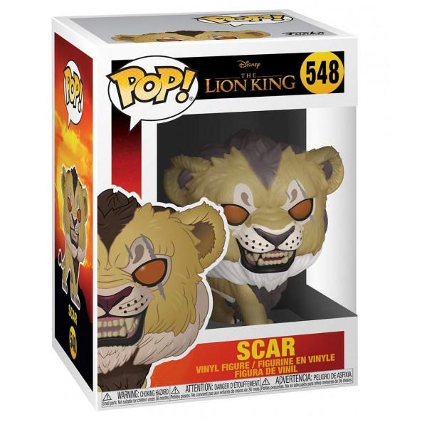 Фигурка Funko POP! Vinyl: Disney: The Lion King (Live Action): Шрам