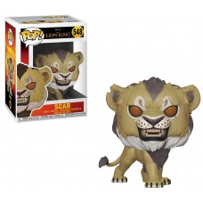 Фигурка Funko POP! Vinyl: Disney: The Lion King (Live Action): Scar