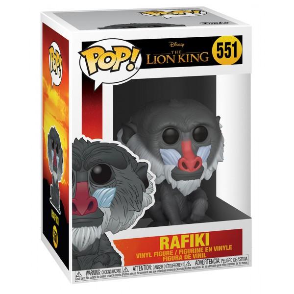 Фигурка Funko POP! Vinyl: Disney: The Lion King (Live Action): Рафики