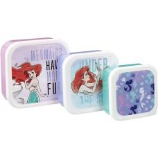 Контейнер для хранения продуктов Funko Little Mermaid: Pearl Anniversary