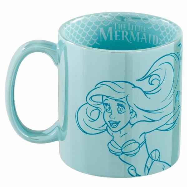 Кружка керамическая Funko Little Mermaid: Pearl Anniversary: Mug: Real-life Mermaid