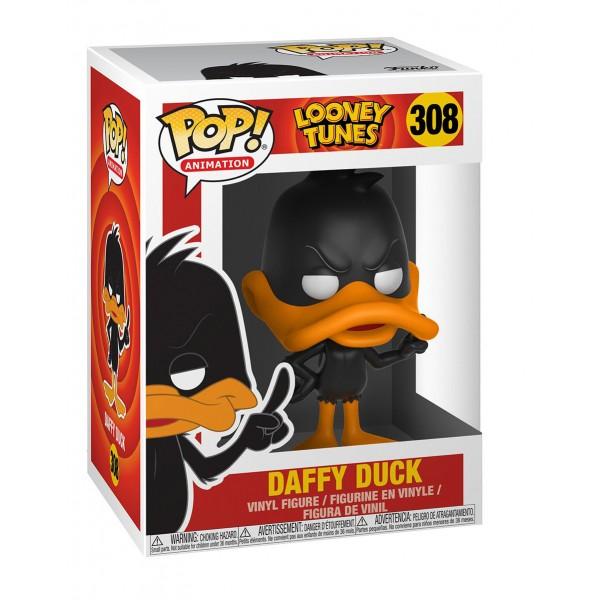 Фигурка Funko POP! Vinyl: Looney Tunes: Даффи Дак