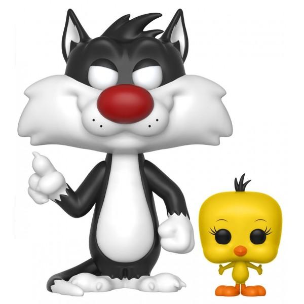 Фигурка Funko POP! Vinyl: Looney Tunes: Sylvester & Tweety