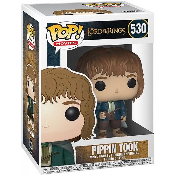 Фигурка Funko POP! Vinyl: LOTR/Hobbit S3: Pippin Took