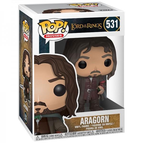 Фигурка Funko POP! Vinyl: LOTR/Hobbit S3: Aragorn