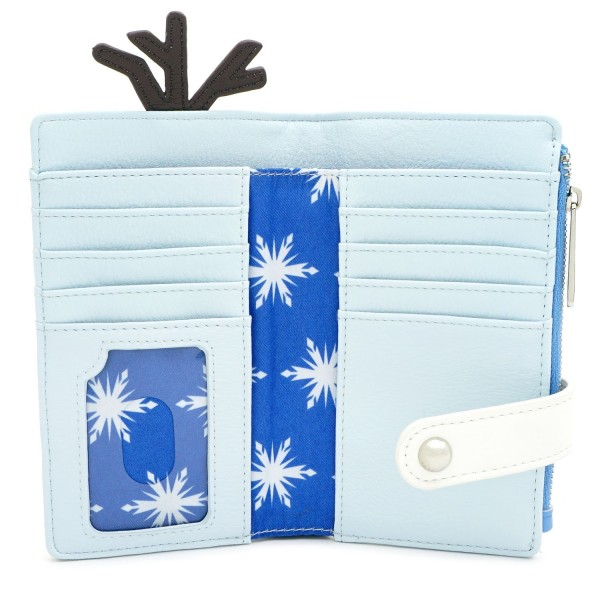 Кошелек Loungefly: Disney: Frozen Olaf Flap Wallet