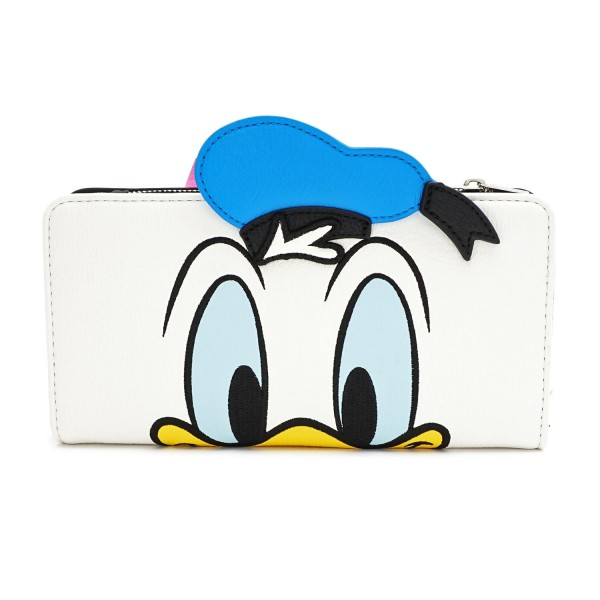 Кошелек Loungefly: Disney: Donald-Daisy Reversible Wallet