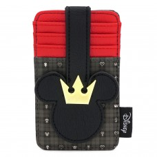 Кошелек Loungefly: Disney: Kingdom Hearts Mickey Card Holder
