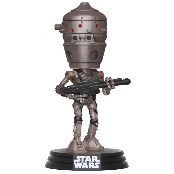 Фигурка Funko POP! Bobble: Star Wars: Mandalorian: IG-11