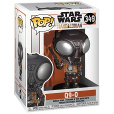 Фигурка Funko POP! Bobble: Star Wars: Mandalorian: Q9-0