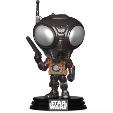 Фигурка Funko POP! Bobble: Star Wars: Mandalorian: Q9-0