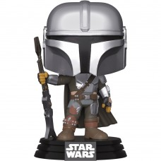 Фигурка Funko POP! Bobble: Star Wars: Mandalorian (Final)