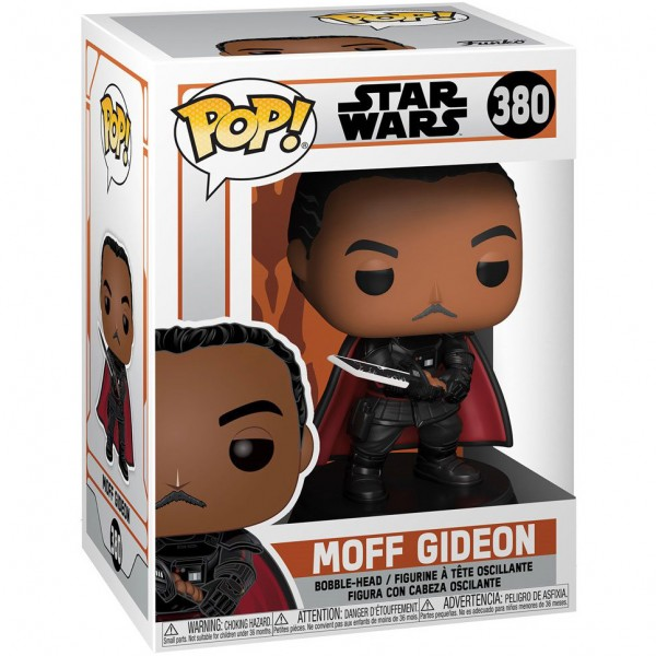 Фигурка Funko POP! Bobble: Star Wars: Mandalorian: Moff Gideon