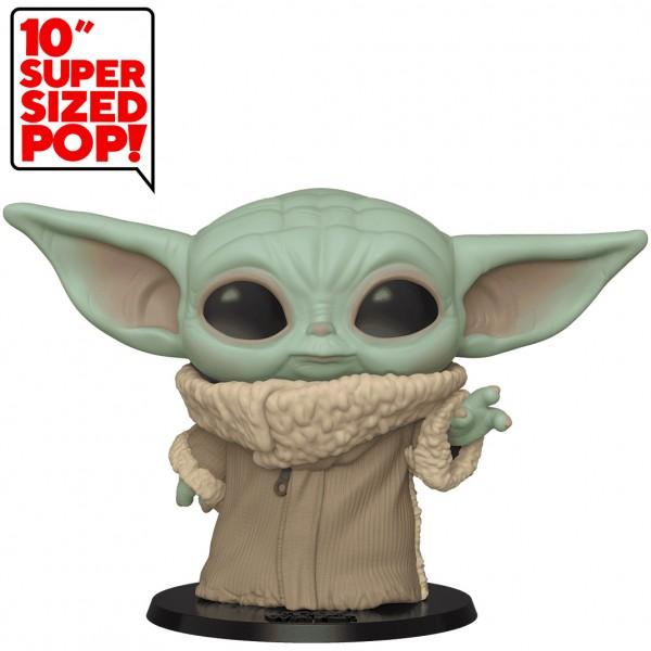 Фигурка Funko POP! Bobble: Star Wars: Mandalorian: The Child 25 см