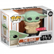 Фигурка Funko POP! Bobble: Star Wars: Mandalorian: The Child (Concerned)