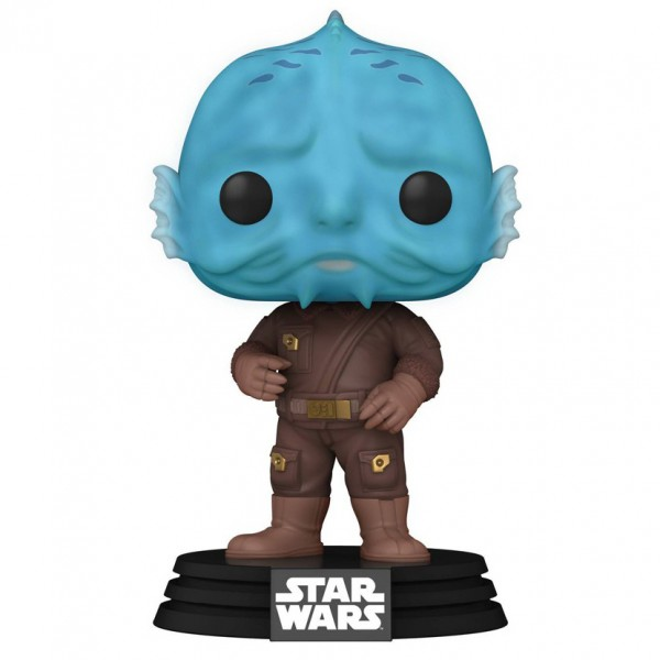 Фигурка Funko POP! Bobble: Star Wars: The Mandalorian: Митрол (The Mythrol)