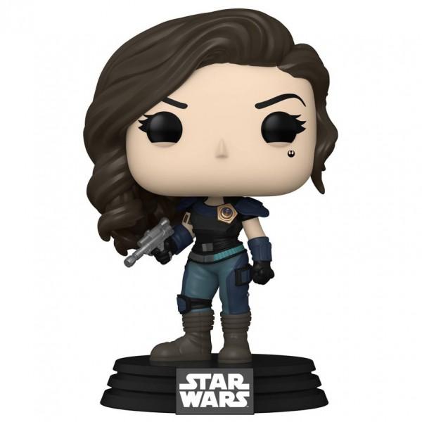 Фигурка Funko POP! Bobble: Star Wars: The Mandalorian: Кара Дьюн (Cara Dune)