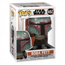 Фигурка Funko POP! Bobble: Star Wars: Mandalorian: Boba Fett