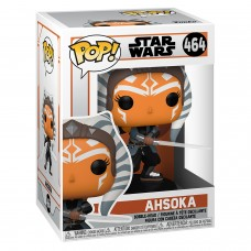 Фигурка Funko POP! Bobble: Star Wars: Mandalorian: Ahsoka with Lightsabers