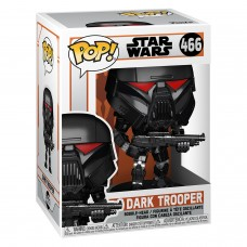 Фигурка Funko POP! Bobble: Star Wars: Mandalorian: Dark Trooper