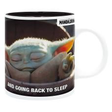 Кружка ABYstyle: The Mandalorian Mug Meme 320ml
