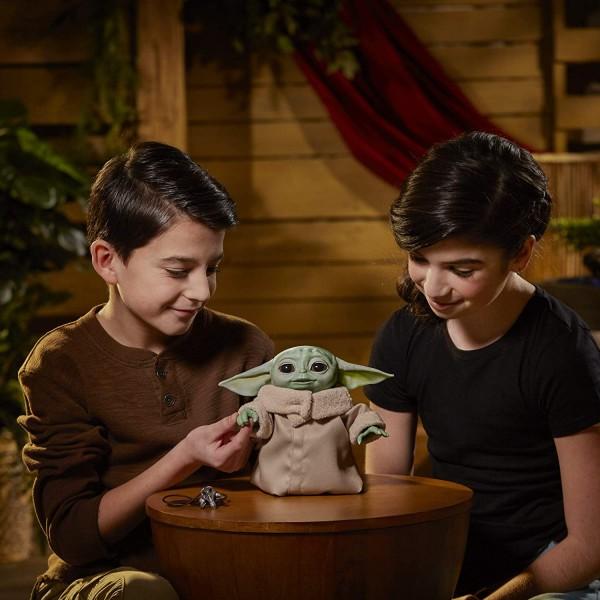 Интерактивная игрушка Hasbro Mandalorian The Child Animatronic